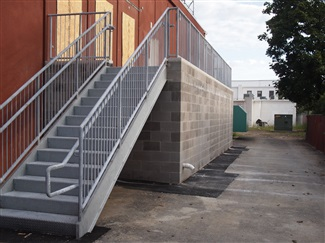 Wrought Iron Step Contractors